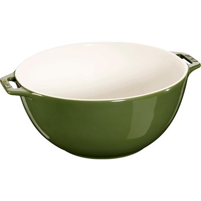 Salátová mísa Staub 25cm zelená_0
