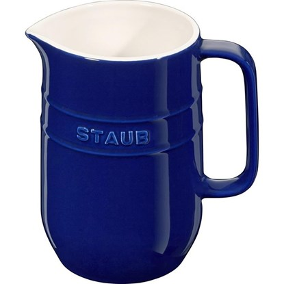 Džbán Staub 18cm modrý_0