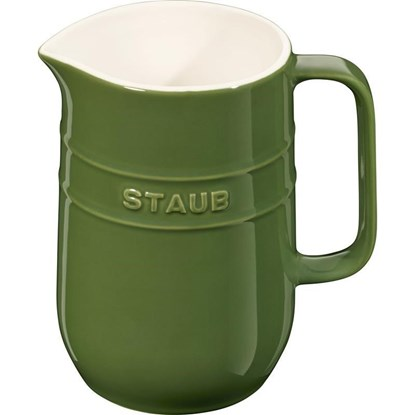 Džbán Staub 18cm zelený_0