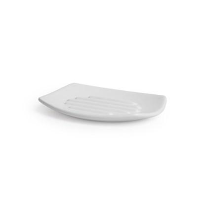 Miska na mýdlo CORSA bílá_1