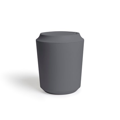 Odpadkový koš CORSA šedý_7
