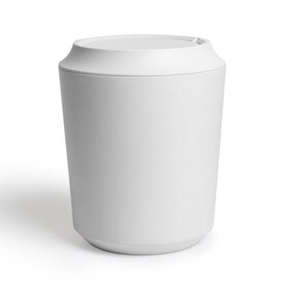 Odpadkový koš CORSA/KERA bílý_1