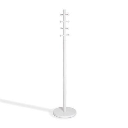 Věšák PILLAR 165x51 cm bílý_1