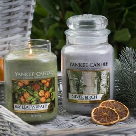 Obrázek pro kategorii Yankee candle