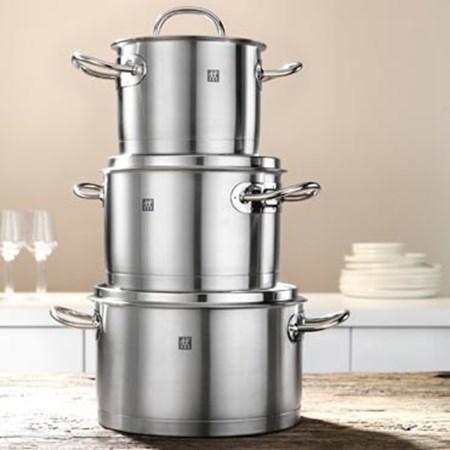 Obrázek pro kategorii Hrnce na vaření