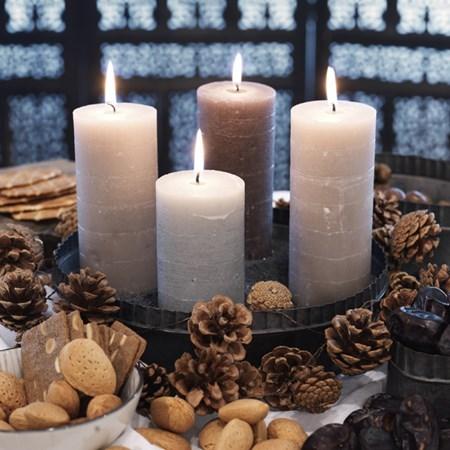 Obrázek pro kategorii Vánoční svíčky