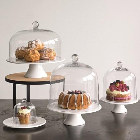 Obrázek pro kategorii Podnosy a poklopy na dorty
