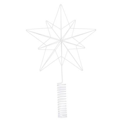 Hvězda na špici stromu WIRE_0