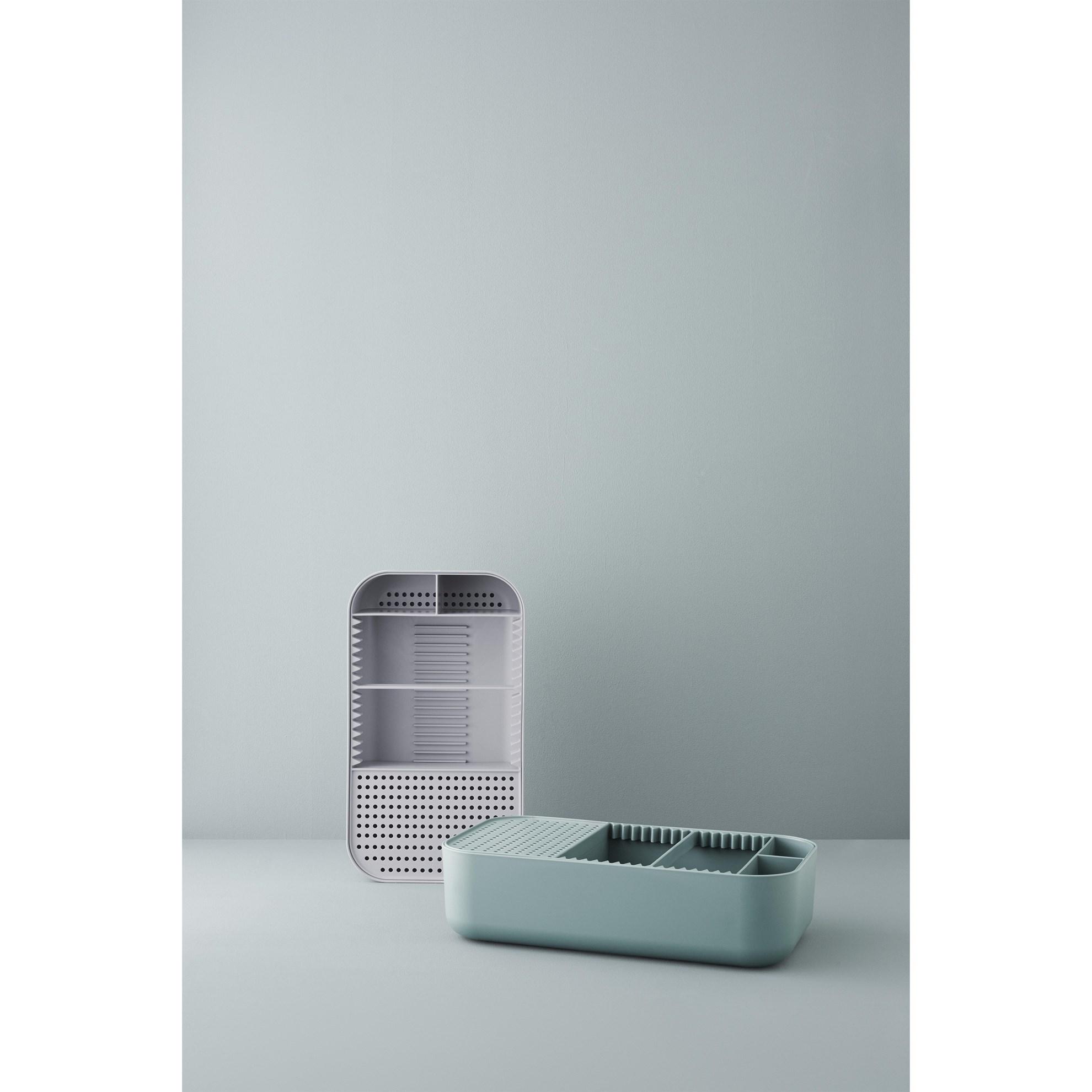 Odkapávač nádobí DISHY šedý_0