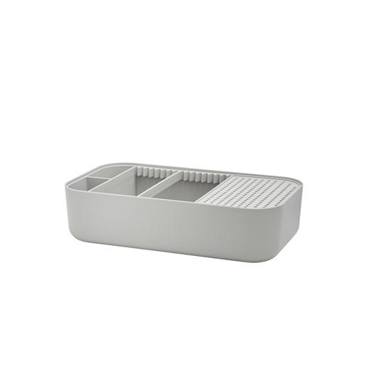 Odkapávač nádobí DISHY šedý_3