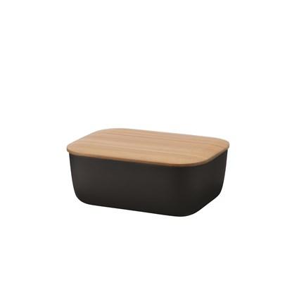Dóza na máslo BOX-IT černá_0