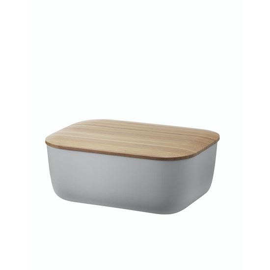 Dóza na máslo BOX-IT šedá_0