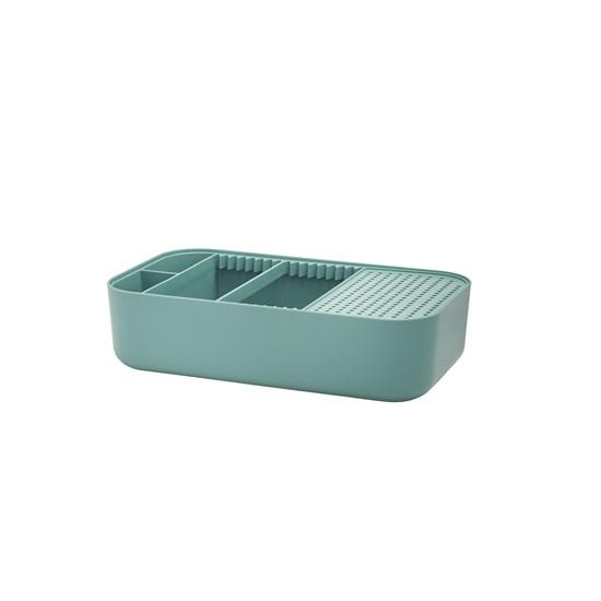 Odkapávač nádobí DISHY zelený_2