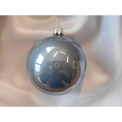 Vánoční koule 7 cm - lesk SET/6ks_0