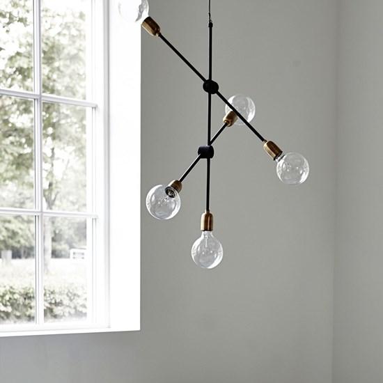 Lampa Molecular 78 cm_2