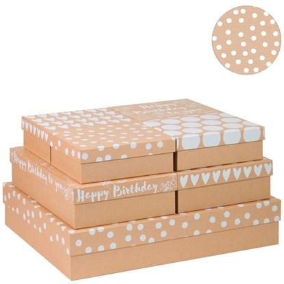 Kvalitní dárkové krabice SET/7 druhů._0