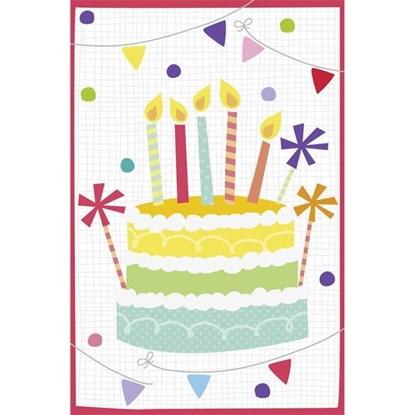 Přání Birthday Kids Torte_0