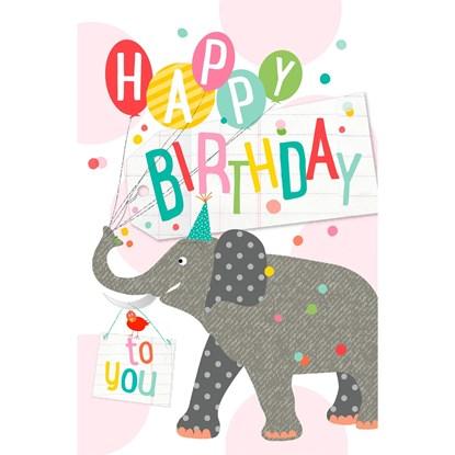 Dětské přání k narozeninám s obálkou_0