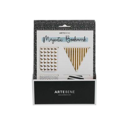 Magnetická knižní záložka BAL/4ks cena za balení_1