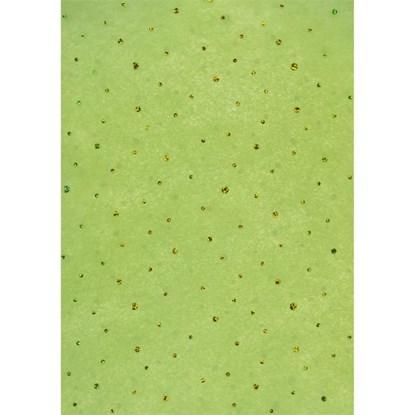 Balicí papír 50x70cm puntíky Vlies_0