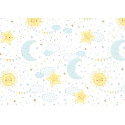 Balicí papír arch 50x70cm Sonne Mond & S_0