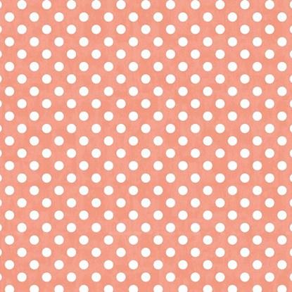 Papír. ubrousek 33x33cm Punkte puddr_0