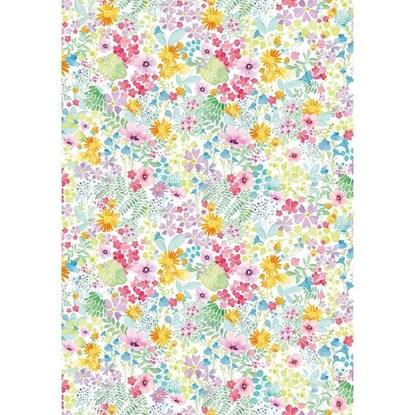 Balicí papír arch 70x100cm Blütenmedr_0