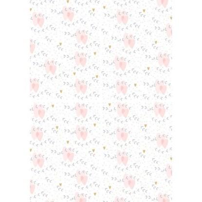 Balicí papír arch 70x100cm Hdrzen Ranke_0