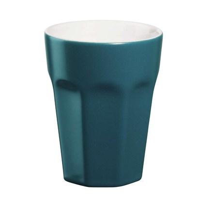 Hrnek na cappuccino - tyrkysová_0