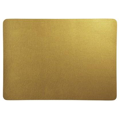 Prostírání 33 x 46 imitace kůže zlatá_0