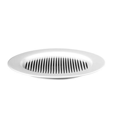 Dezertní talíř MUGA 21 cm pruhy_1