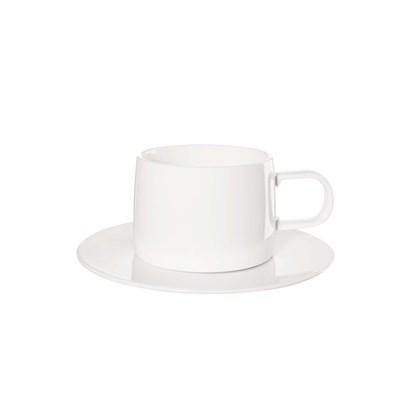 Šálek na kávu s podšálkem MUGA_1