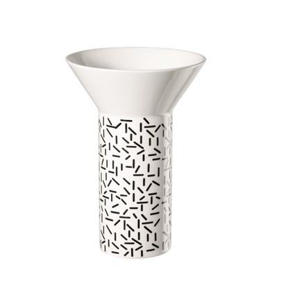Váza MEMPHIS 15 cm čárky_0