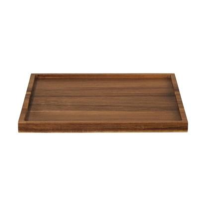Dřevěný podnos WOOD 32,5x24,5 cm_1