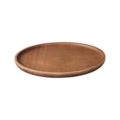 Dřevěný talíř WOOD 25 cm_0