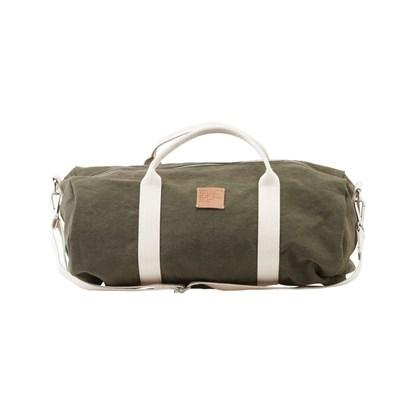 Sportovní taška 50x27x27cm khaki_4