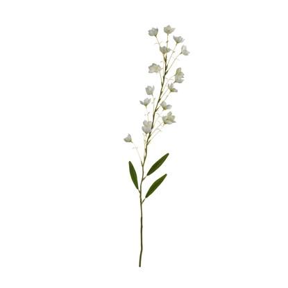 Větvička campanula 94 cm bílá_0