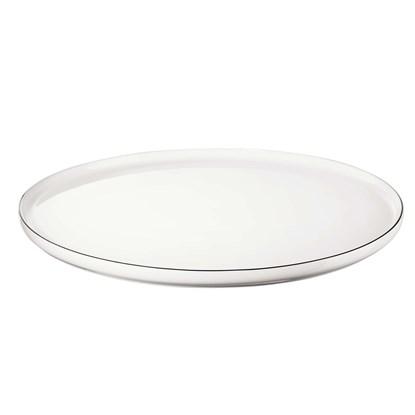 Mělký talíř Á TABLE NOIRE 27 cm_0