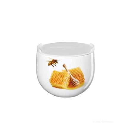 Dóza na med s víčkem ASA_0