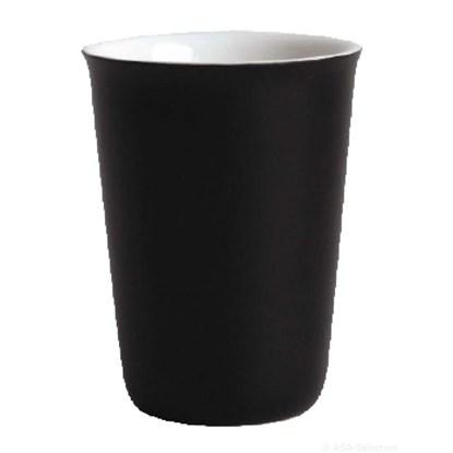 Šálek na cappuccino COPPETTA černý_0