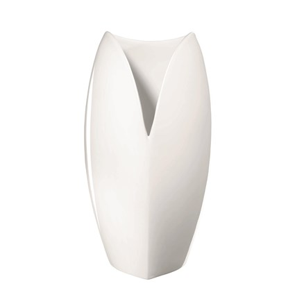 Váza MARABU 30 cm bílá_0