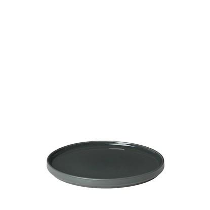 Dezertní talíř MIO šedozelený 20cm_0