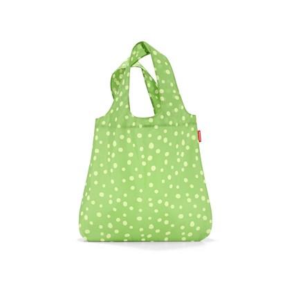 Skládací taška SHOPPER spots green_1