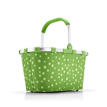Nákupní košík CARRYBAG spots green_6