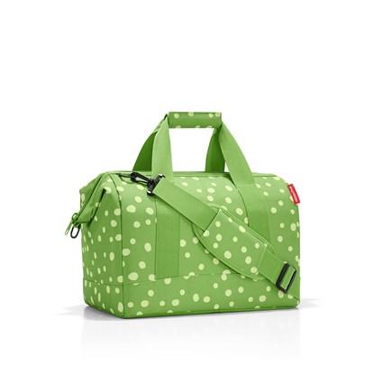 Taška ALLROUNDER M spots green_1