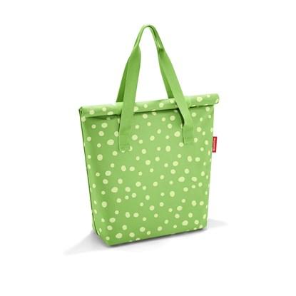 Termotaška FRESH LUNCHBAG ISO L spots green_3