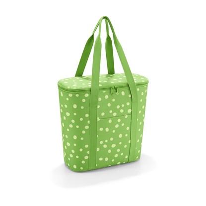 Taška na nákup/piknik THERMOSHOPPER spots green_3