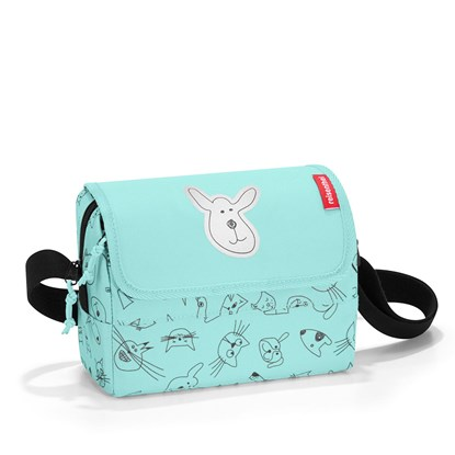 Taška Everydaybag kids cats and dogs mint_2