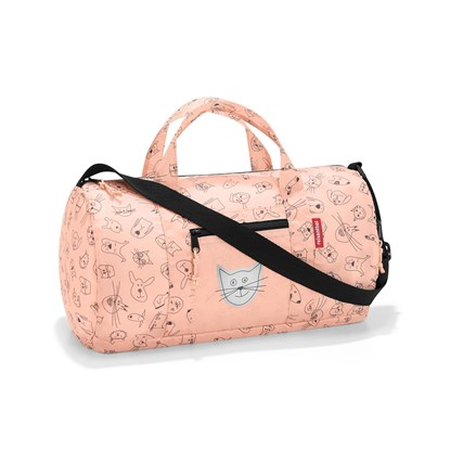 Taška mini maxi dufflebag S kids cats an_1