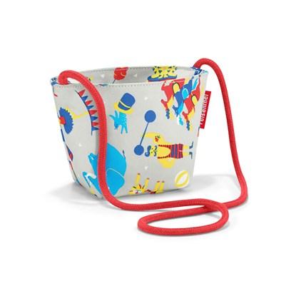 Taška minibag kids circus red_0